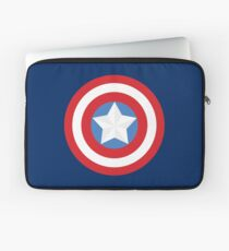 The Captain Shield Laptop Sleeve
