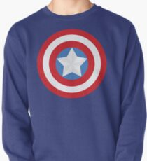 The Captain Shield Pullover