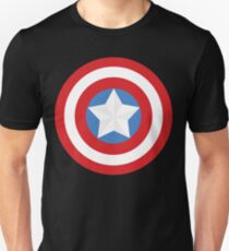 The Captain Shield Unisex T-Shirt