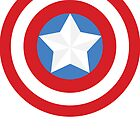 The Captain Shield by Shtick