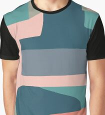 Chained | Abstract Art Graphic T-Shirt