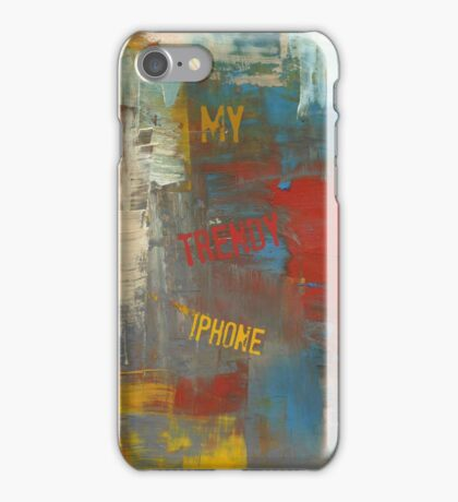 Trendy Arty iCases iPhone Case/Skin