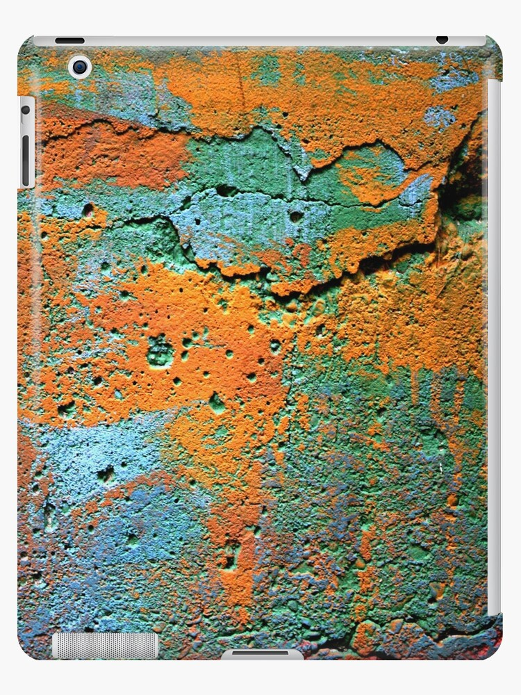 IPad case of Whacking Colours by patjila