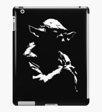 Star Wars Yoda Minimal iPad Case/Skin