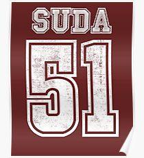 Suda Sports Poster