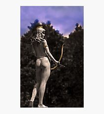 Diana, Goddess Of The Hunt III Photographic Print