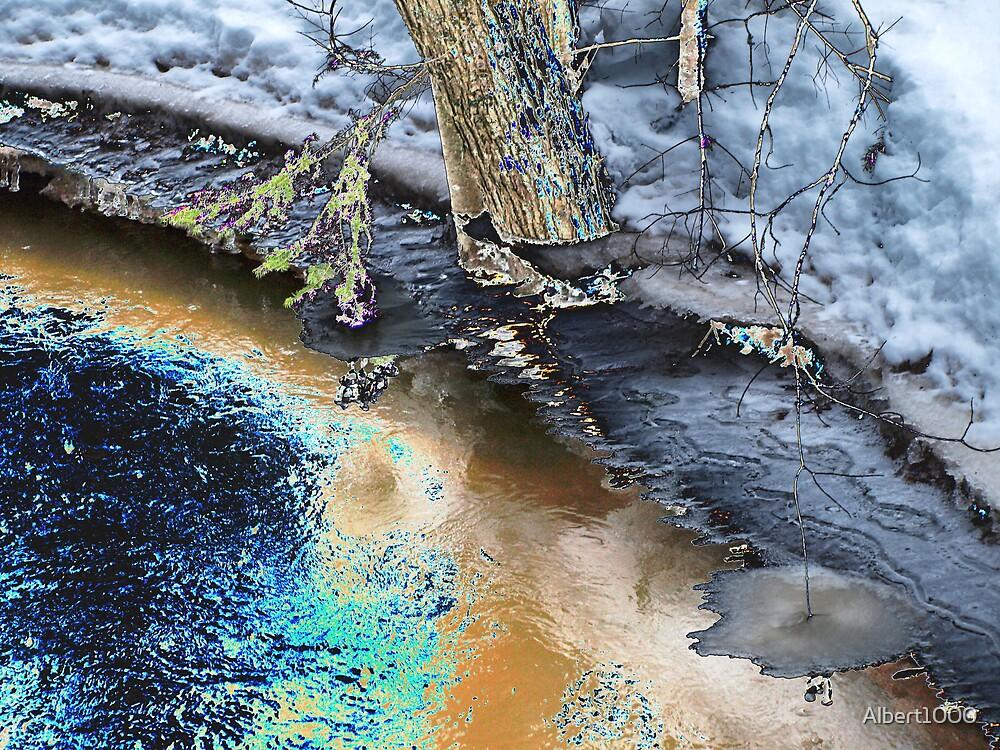 NC Art of winter #3 by Albert1000