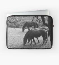 Horse business Laptop Sleeve