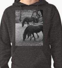 Horse business Pullover Hoodie