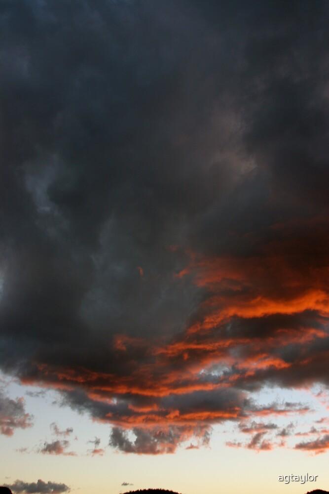 Tucson Sky by agtaylor