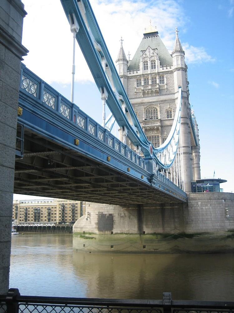 Tower Bridge by Stuart  Milton