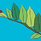 Ladybug Branch by MischievousLane
