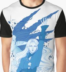 Dreams of Ice Graphic T-Shirt