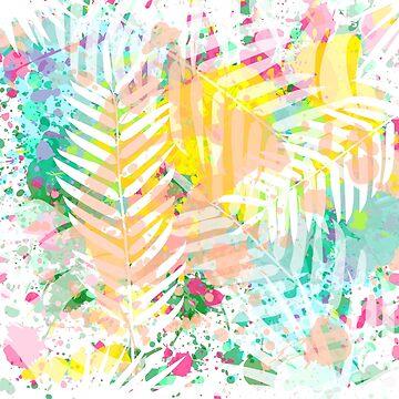 Tropical Juicy by cafelab