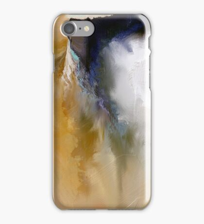 Overtly Blue iPhone Case/Skin