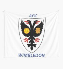 AFC Wimbledon Wall Tapestry