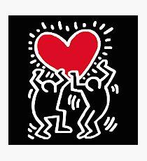 Keith Haring - Artwork Photographic Print