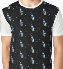 Space Gas Graphic T-Shirt