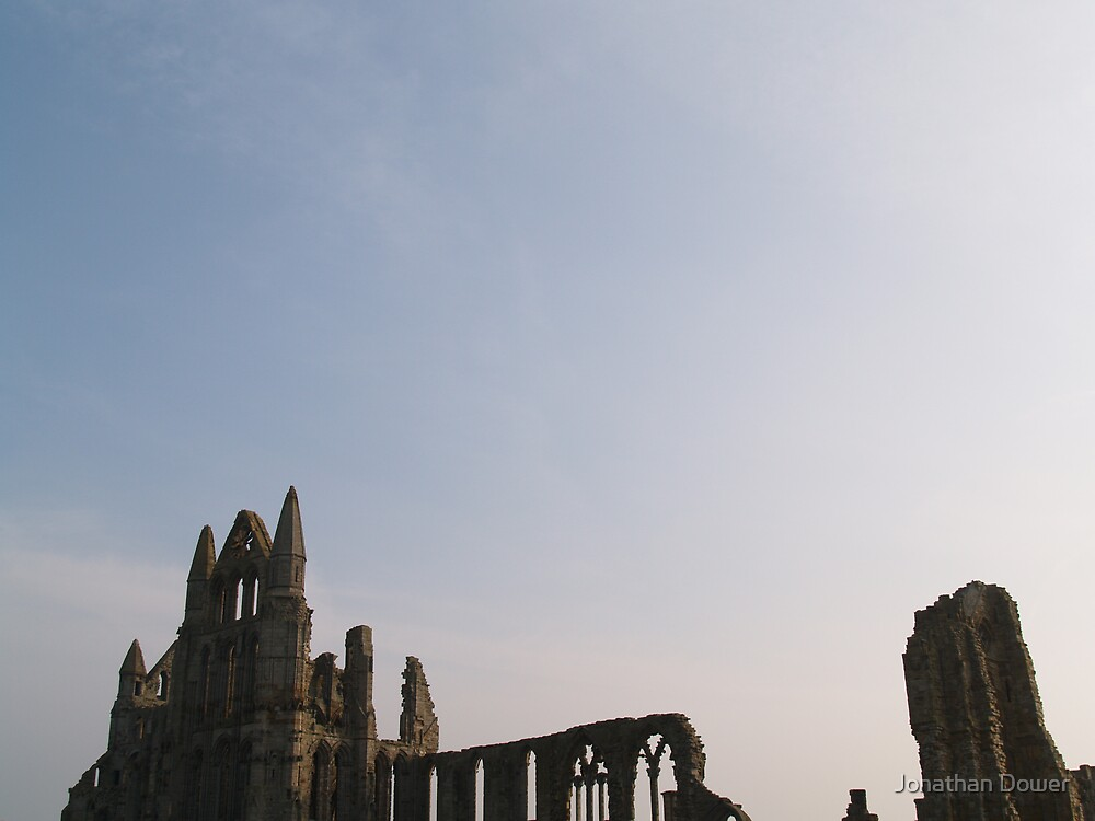 Whitby Abbey by Jonathan Dower