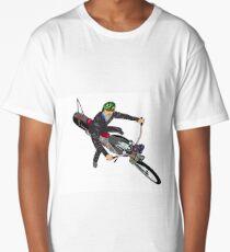 Biker  Long T-Shirt