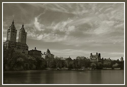 Central Park New York by ave22