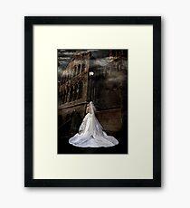 Fairytale Wedding Framed Print