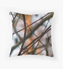 Limbs Throw Pillow
