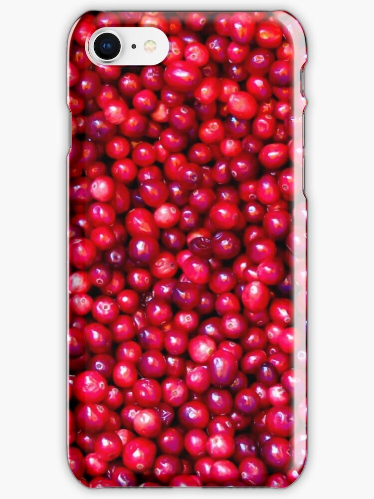 Cranberry Harvest - Fall Autumn Season - Plentiful Red Berries by Chantal PhotoPix