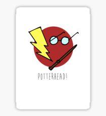 Potterhead! Sticker