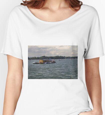 Exe Café Women's Relaxed Fit T-Shirt