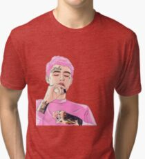 lil peep Tri-blend T-Shirt