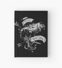 Kämpf weiter Notizbuch