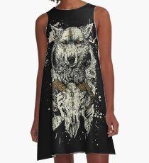 Witchcraft  A-Line Dress