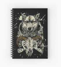 Witchcraft  Spiral Notebook
