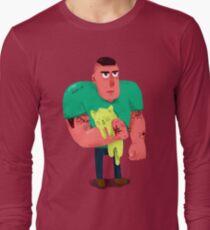 El chungo del gato Long Sleeve T-Shirt