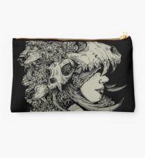 Gia Girl Black Studio Pouch