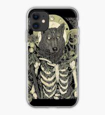 Lycanthropy  iPhone Case