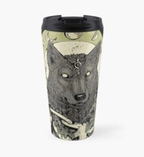 Lycanthropy  Travel Mug