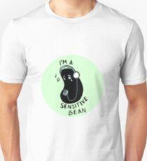 Sensitive Bean Unisex T-Shirt