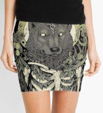Lycanthropy  Mini Skirt