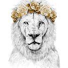 Festival lion (color version) by soltib