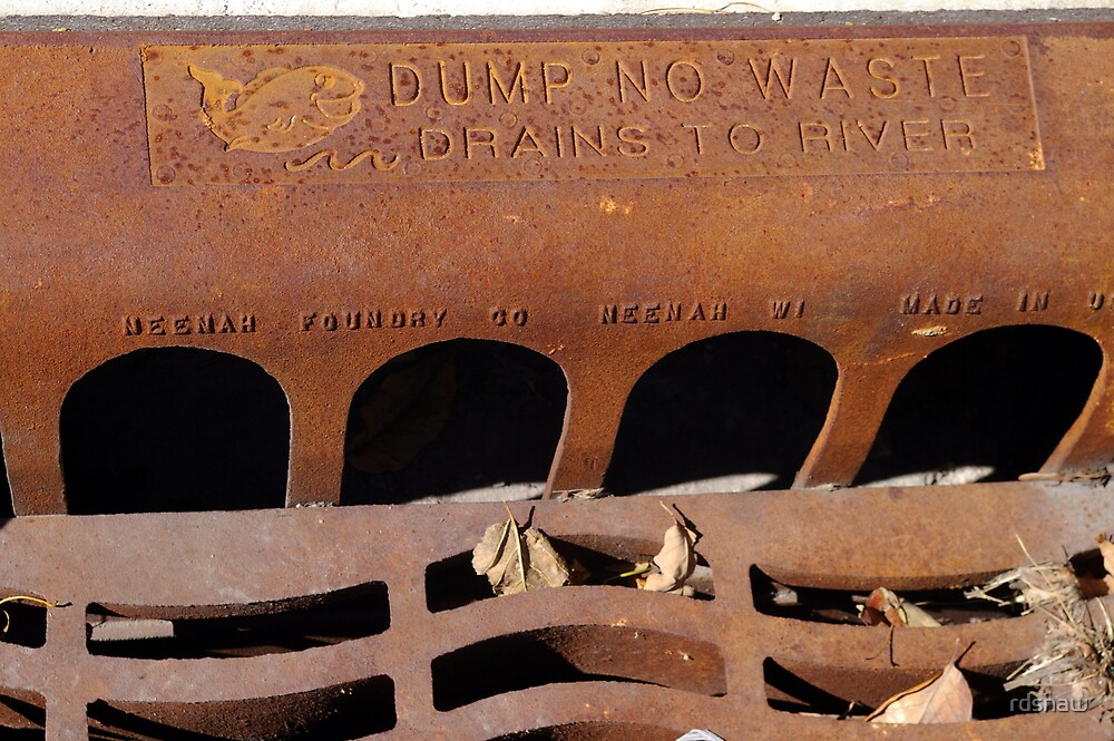 Dump No Waste by rdshaw