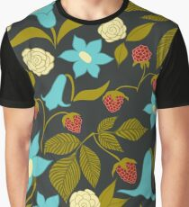 Summer motif Graphic T-Shirt