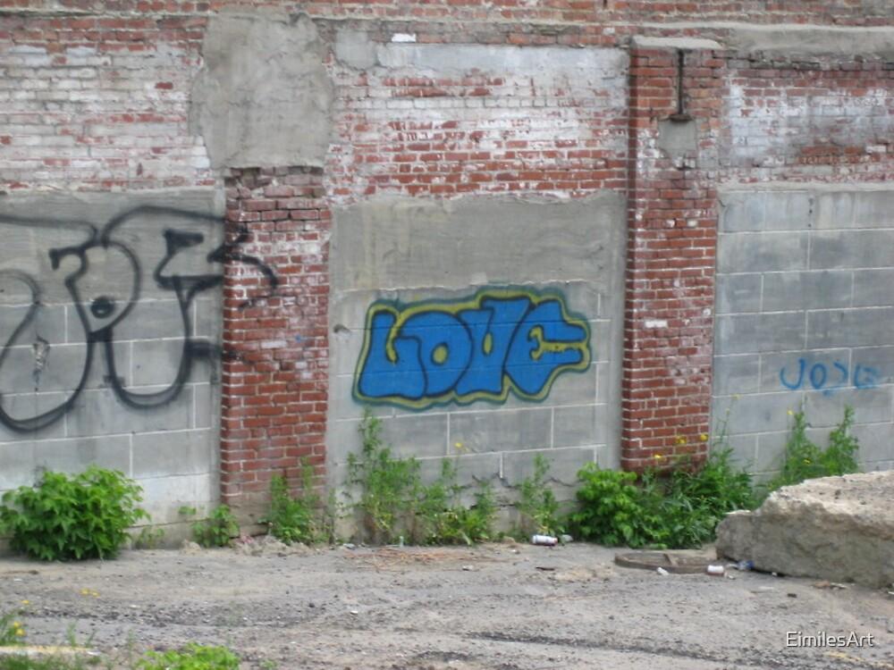 Permanent Love by EimilesArt