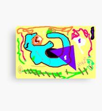 For children Canvas Print