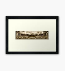 Orleans Cathedral Square Framed Print