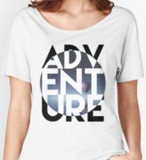 Adventure 01 Women's Relaxed Fit T-Shirt
