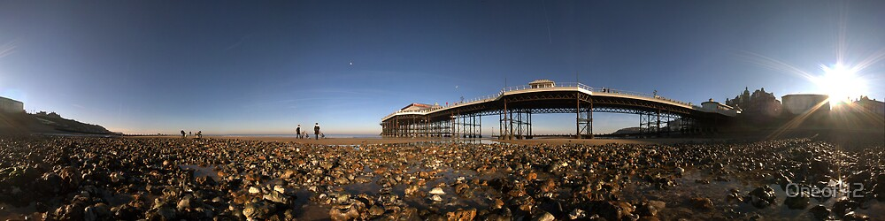 Cromer Pier - West Side by Oneof42
