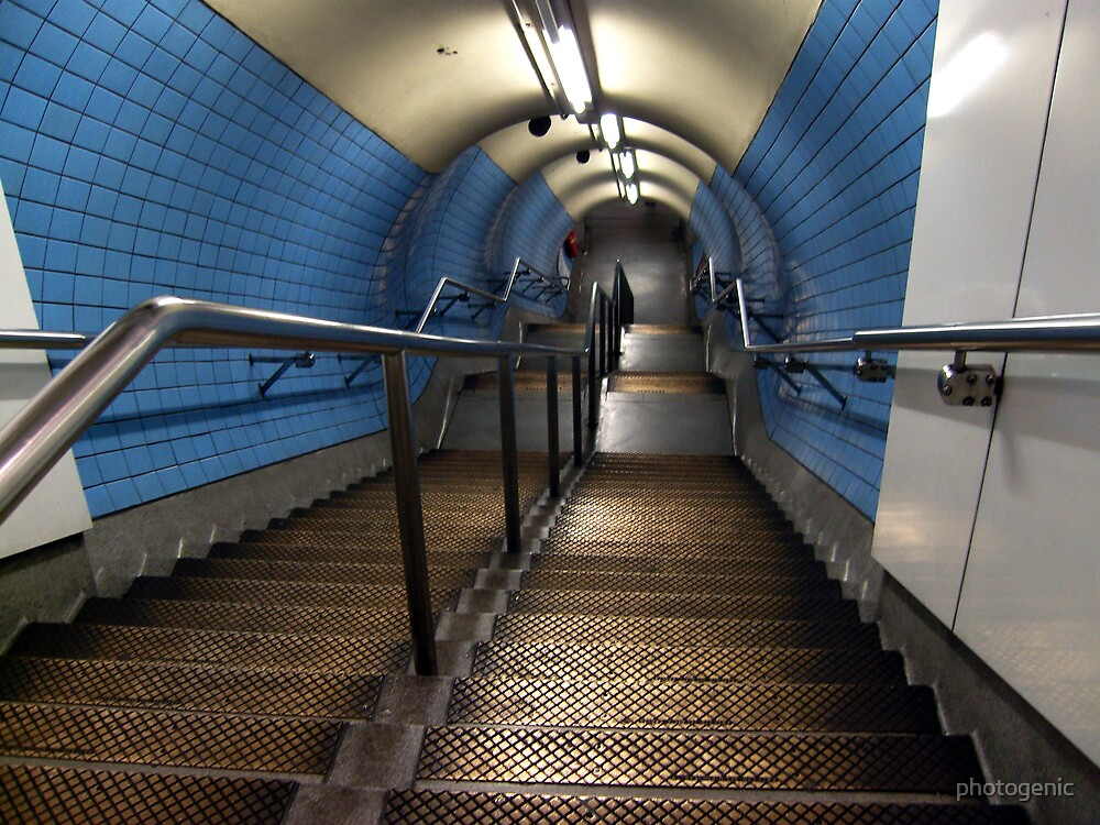 to london underground 2 by photogenic