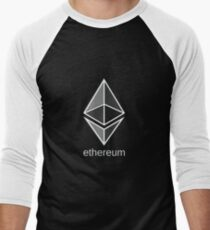 ethereum large dark T-Shirt